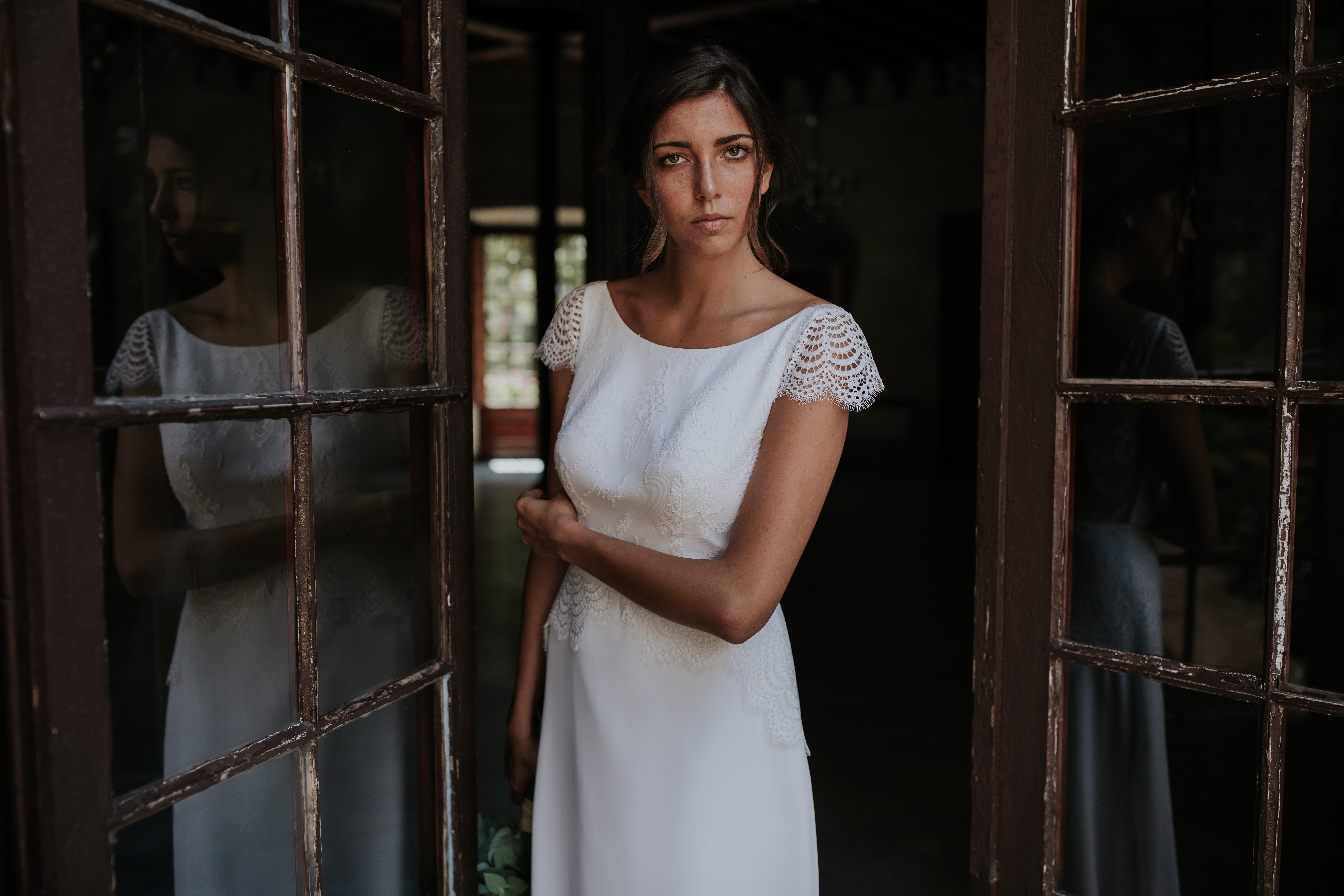vestidos de novia romantics