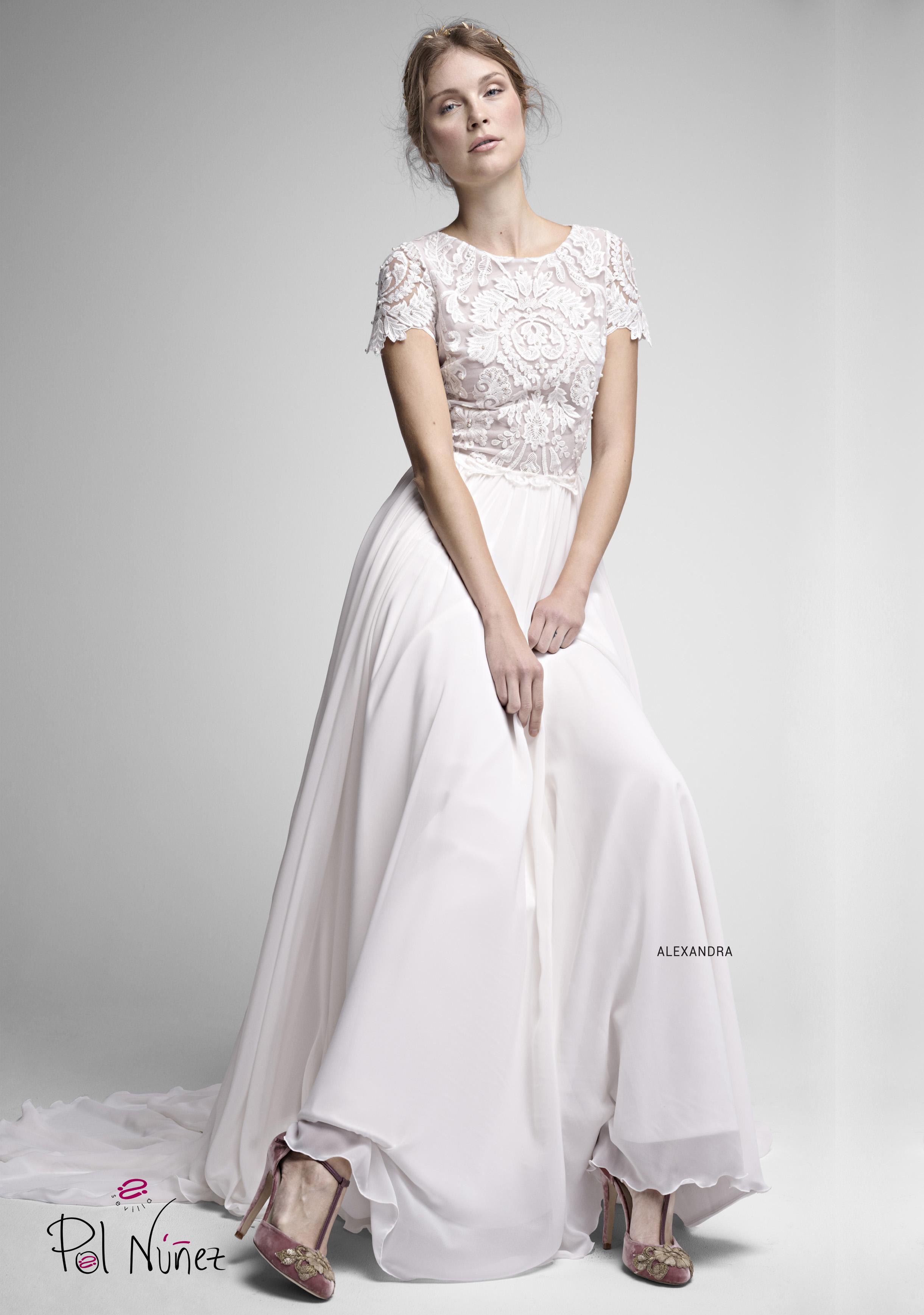 vestidos de novia en valencia