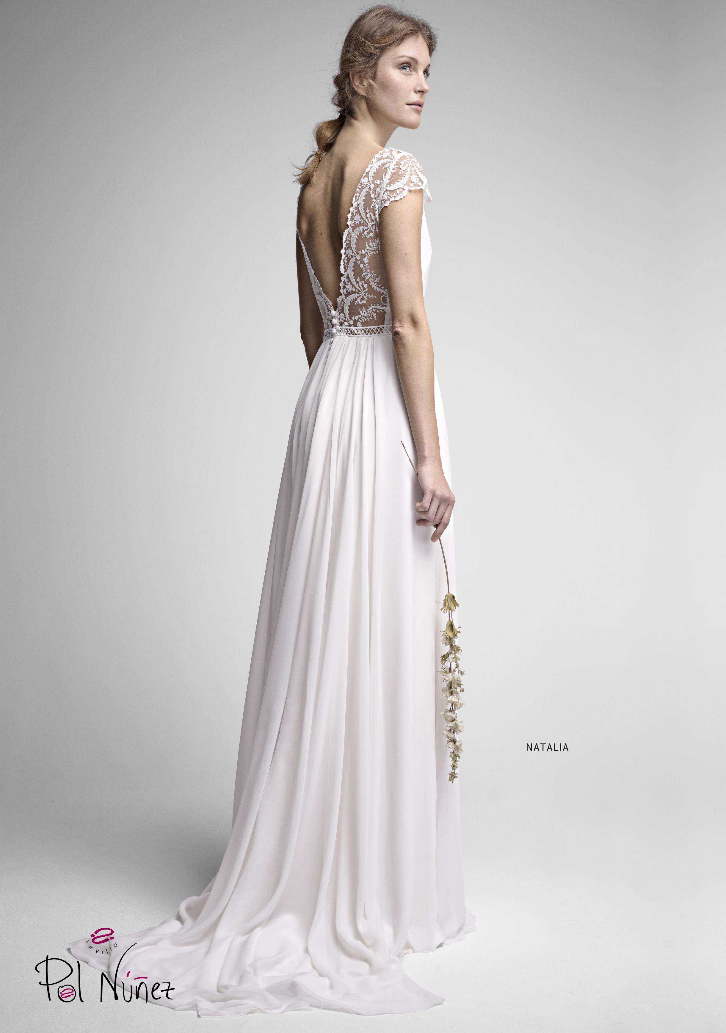 vestidos de novia vintage en Valencia